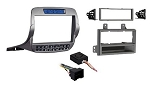 Metra 99-3010 Dash and Wiring Kit 2010-2015 Camaro LCD