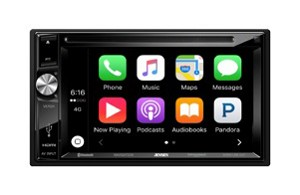 Jensen 6.2'' Carplay Receiver Navigation